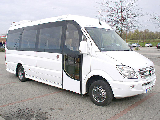 Mercedes-Benz 516CDI Sprinter